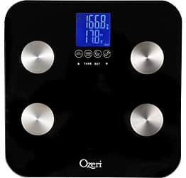 Ozeri 440-lb Digital Bath Scale