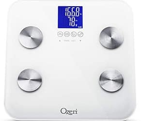 Ozeri Touch Total Body Scale