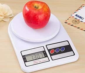 QERINKLE® Digital Kitchen Weighing Machine Multipurpose Electronic Weight Scale