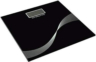 RYLAN Electronic LCD Bathroom Health Body Weight Scales
