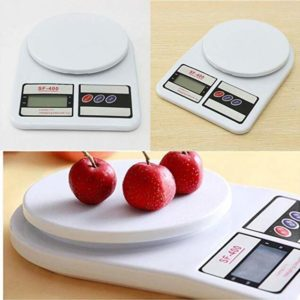 Generic Electronic Food Weighing Scale