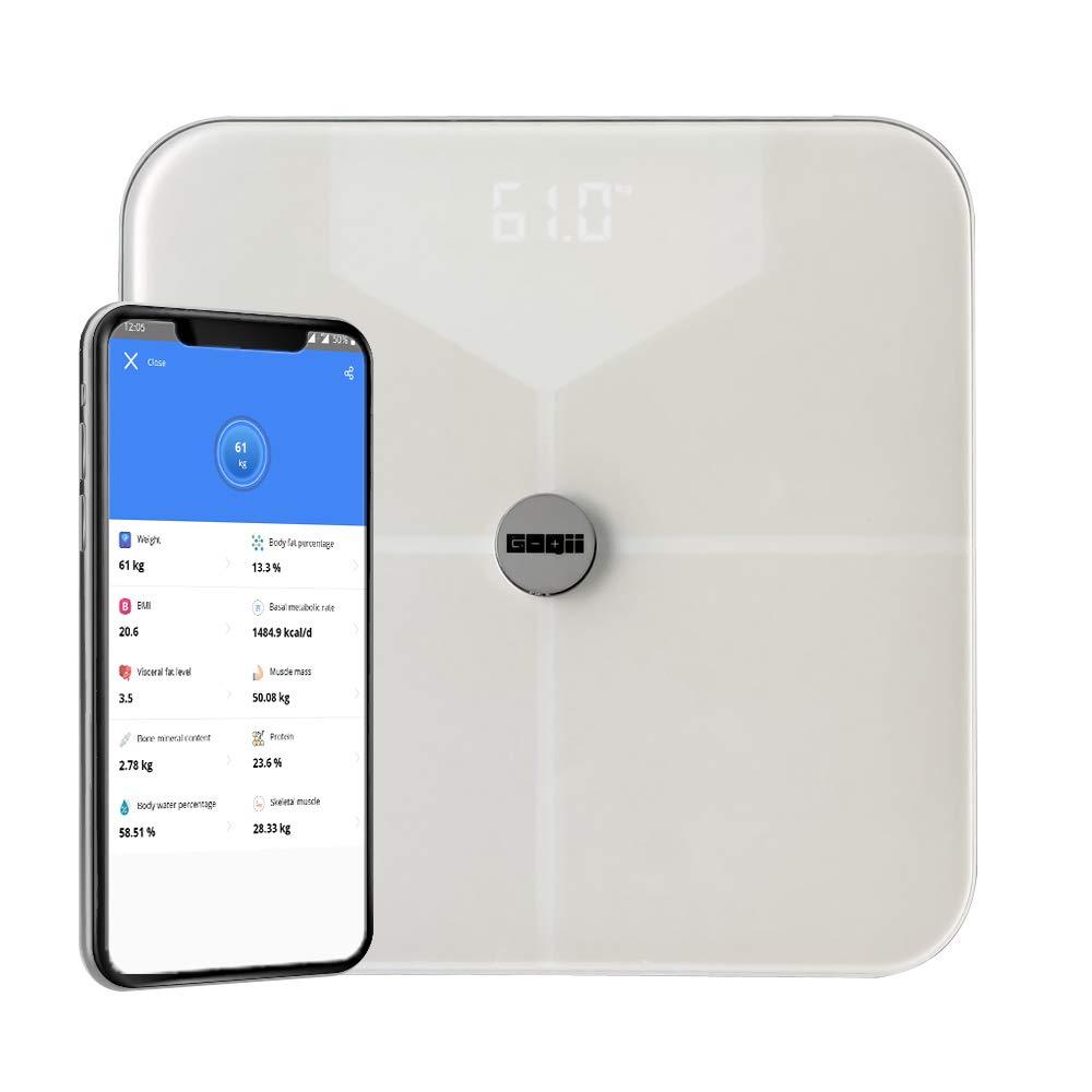 GOQii Balance Body Composition Monitor