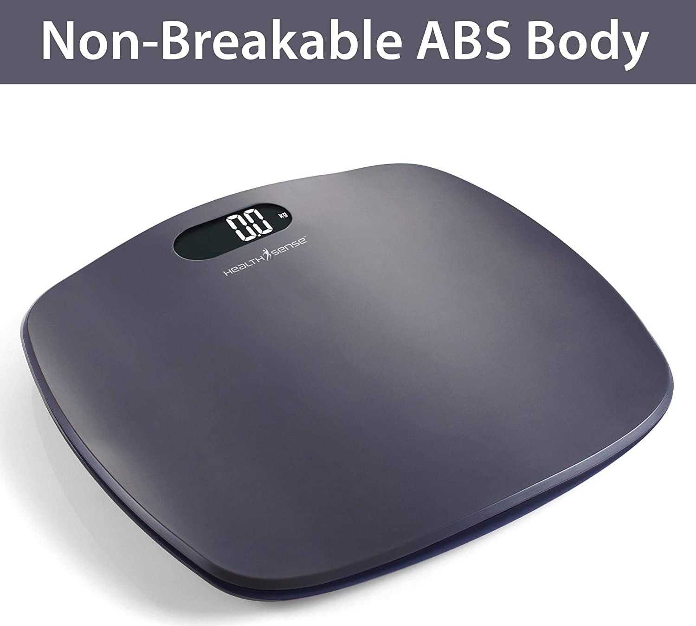 HealthSense Ultra-Lite PS 126 Digital Personal Body Weighing Scale
