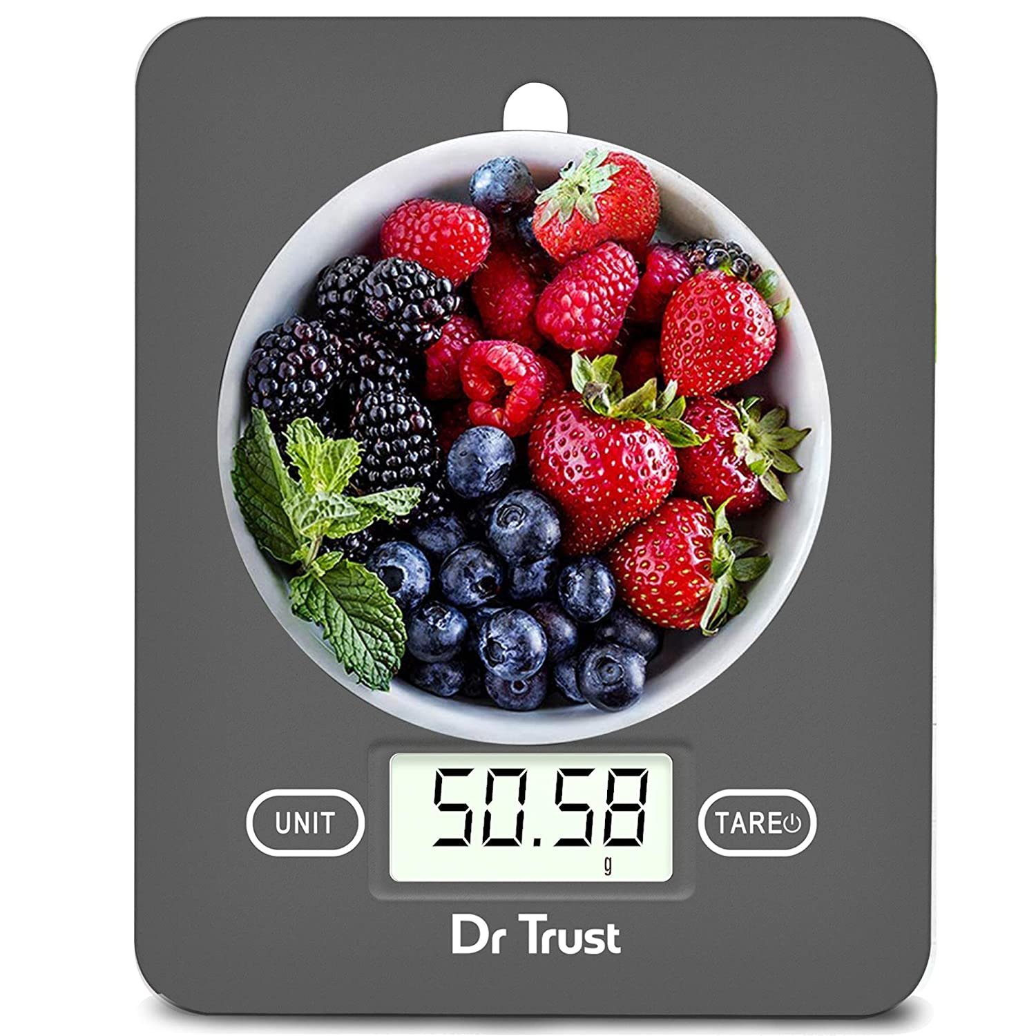 Dr Trust (USA) Electronic Kitchen Digital Scale Weighing Machine